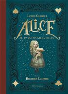 Couverture du livre « Alice au pays des merveilles » de Amoretti aux éditions Soleil