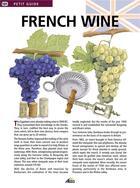 Couverture du livre « French wine » de Collectif aux éditions Aedis
