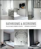 Couverture du livre « Bathrooms and bedrooms » de Wim Pauwels aux éditions Beta-plus
