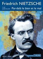 Couverture du livre « Par-dela le bien et le mal - chapitres i a iv » de Friedrich Nietzsche aux éditions Theleme