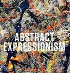 Couverture du livre « Abstract expressionism (paperback) » de David Anfam aux éditions Royal Academy