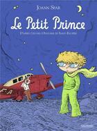 Couverture du livre « Le petit prince » de Joann Sfar aux éditions Gallimard Bd