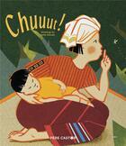 Couverture du livre « Chuuut ! » de Minfong Ho et Holly Meade aux éditions Pere Castor