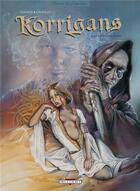 Couverture du livre « Korrigans t.3 ; le peuple de Dana » de Thomas Mosdi et Emmanuel Civiello aux éditions Delcourt