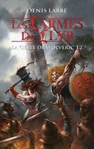 Couverture du livre « Les larmes de llyr » de Denis Labbe aux éditions Midgard