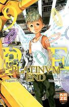 Couverture du livre « Platinum end T.9 » de Takeshi Obata et Tsugumi Ohba aux éditions Kaze