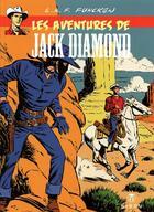Couverture du livre « Jack Diamond ; intégrale » de Funcken aux éditions Hibou