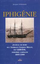 Couverture du livre « Iphigenie » de Millot aux éditions Maitres Du Vent