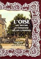 Couverture du livre « L'Oise ; les 693 communes » de Collectif aux éditions Delattre