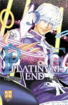 Couverture du livre « Platinum end T.3 » de Takeshi Obata et Tsugumi Ohba aux éditions Kaze
