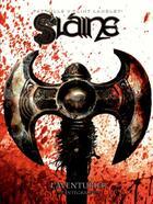 Couverture du livre « Slaine t.6 ; l'aventurier » de Clint Langley et Pat Mills aux éditions Nickel