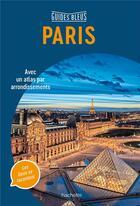 Couverture du livre « Paris » de Collectif Hachette aux éditions Hachette Tourisme
