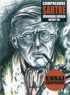 Couverture du livre « Comprendre Sartre » de Veronique Bergen et Mickey Oc aux éditions Max Milo