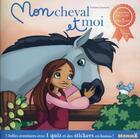 Couverture du livre « Mon cheval et moi t.2 » de Lenia Major et Evelyne Duverne et Mireille Saver et Ella Coalman aux éditions Hemma