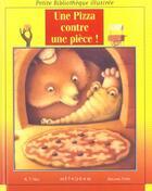 Couverture du livre « Une Pizza Contre Une Piece » de K T Hao et Guliano Ferri aux éditions Epigones