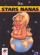 Couverture du livre « Stars nanas » de Jala aux éditions Aedis