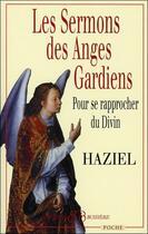 Couverture du livre « Le sermon des anges » de Haziel aux éditions Bussiere