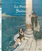 Couverture du livre « La petite sirène ; contes du vent » de Hans Christian Anderson et Edmond Dulac aux éditions Corentin