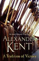 Couverture du livre « A Tradition of Victory » de Alexander Kent aux éditions Random House Digital
