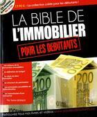Couverture du livre « La bible de l'immobilier » de Sylvie Bernot aux éditions Qi Editions