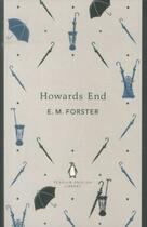 Couverture du livre « HOWARDS END » de E. M. Forster aux éditions Adult Pbs