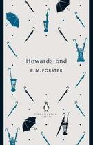 Couverture du livre « HOWARDS END » de E. M. Forster aux éditions Adult Pbs