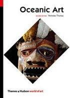 Couverture du livre « Oceanic art (world of art- 2nd ed) » de Nicholas Thomas aux éditions Thames & Hudson