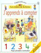 Couverture du livre « J apprends a compter » de Lisa Miles aux éditions Usborne