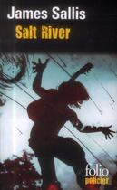 Couverture du livre « Salt river » de James Sallis aux éditions Gallimard