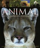Couverture du livre « Le règne animal » de Collectifs Jeunesse aux éditions Gallimard-jeunesse