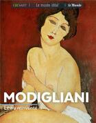 Couverture du livre « Modigliani ; le nu réinventé » de Sylvie Girard-Lagorce aux éditions Geo Art