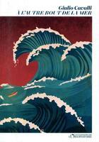 Couverture du livre « À l'autre bout de la mer » de Giulio Cavalli aux éditions L'observatoire