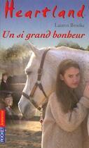 Couverture du livre « Heartland t.20 » de Lauren Brooke aux éditions Pocket Jeunesse