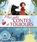 Couverture du livre « Mes jolis contes de toujours » de Collectif et Marine Cazaux et Sybile aux éditions Hemma