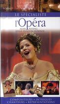 Couverture du livre « L'opéra » de Alan Riding aux éditions Grund