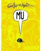 Couverture du livre « Mu » de Guillaume Aventurin aux éditions Warum
