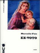 Couverture du livre « Ex-voto » de Marcello Fois aux éditions La Derniere Goutte