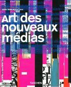 Couverture du livre « Art des nouveaux médias » de Mark Tribe aux éditions Taschen