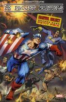 Couverture du livre « Le projet Marvels » de Ed Brubaker et Steve Epting aux éditions Panini