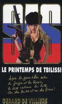 Couverture du livre « Sas T.176 ; Le Printemps De Tbilissi » de Gerard De Villiers aux éditions Malko
