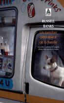 Couverture du livre « Un membre permanent de la famille » de Russell Banks aux éditions Actes Sud