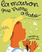 Couverture du livre « La maison que Pierre a bâtie » de Simone Ohl et Sara Cone Bryant aux éditions Memo