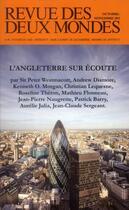 Couverture du livre « REVUE DES DEUX MONDES ; octobre/novembre 2011 » de Revue Des Deux Mondes aux éditions Revue Des Deux Mondes