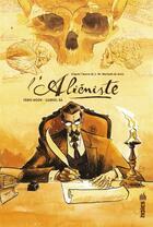 Couverture du livre « L'aliéniste » de Gabriel Ba et Fabio Moon aux éditions Urban Comics