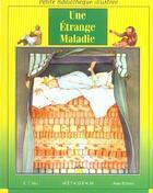 Couverture du livre « Une Etrange Maladie » de K T Hao aux éditions Epigones