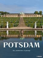 Couverture du livre « Potsdam » de Rolf Toman et Achim Bodnorz et Barbara Borngasser aux éditions Ullmann