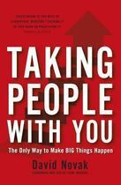 Couverture du livre « Taking People With You » de Novak David aux éditions Penguin Books Ltd Digital