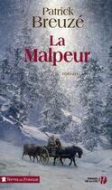 Couverture du livre « La malpeur » de Patrick Breuze aux éditions Presses De La Cite