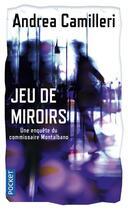 Couverture du livre « Jeu de miroirs » de Andrea Camilleri aux éditions Pocket