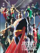 Couverture du livre « Justice League ; icônes » de Alex Ross et Paul Dini aux éditions Urban Comics